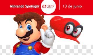 Sigue en directo el Nintendo Spotlight del E3 2017
