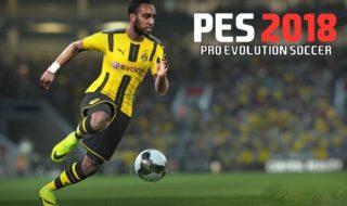 Numerosos vídeos con gameplay de PES 2018