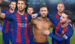 Primer trailer con gameplay de PES 2018