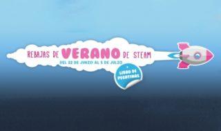 Empiezan las rebajas de verano en Steam