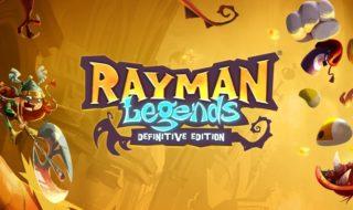 Rayman Legends: Definitive Edition aterrizará en Switch el 12 de septiembre