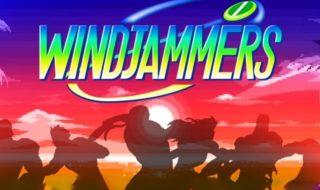 Windjammers aterrizará en PS4 y PS Vita el 29 de agosto