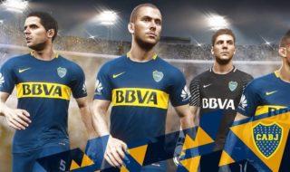 PES 2018 tendrá la licencia oficial de la liga argentina