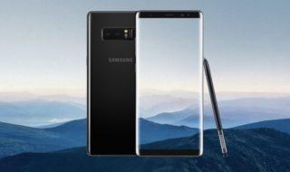 El Samsung Galaxy Note 8 ya es oficial