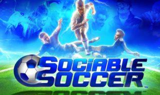 Sociable Soccer, lo nuevo de Jon Hare para consolas, dispositivos móviles y PC