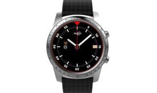 El AllCall W1, el smartwatch independiente con el que podemos realizar llamadas tiene pantalla AMOLED