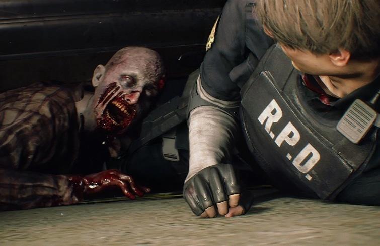 ¡Por fin! Primer tráiler de Resident Evil 2 Remake
