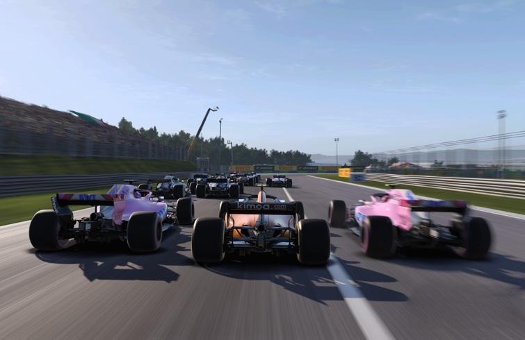 Primer tráiler de juego de F1 2018 | Noticias