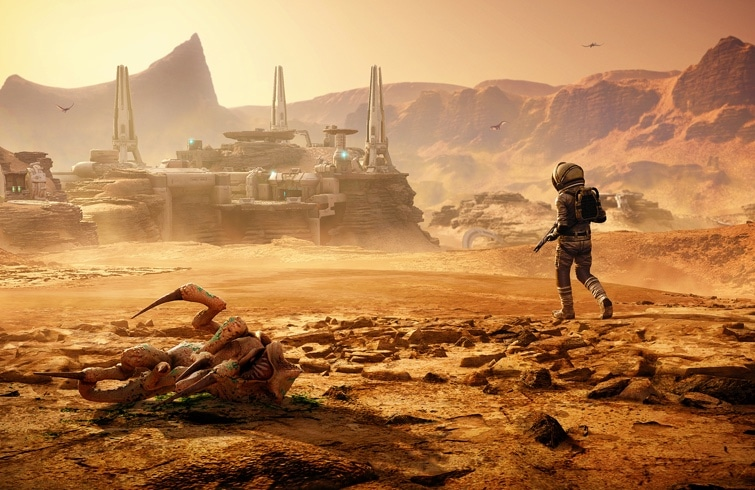 Far Cry 5: Lost On Mars, el nuevo DLC I PandaAncha.mx