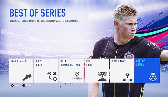 FIFA 19 tendrá un modo de sobrevivencia y desactivará a los árbitros