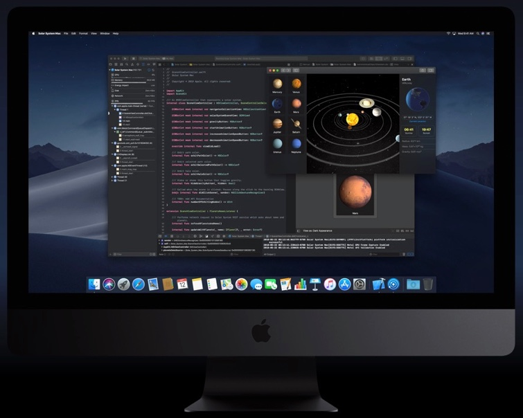 MacOS Mojave ya está disponible para ser descargado