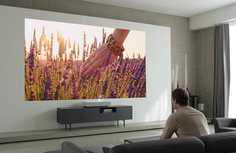 Smart Laser 4K, el nuevo proyector de LG