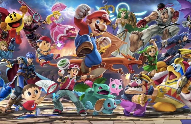 Protagonista de Persona 5 estará en Super Smash Bros. Ultimate