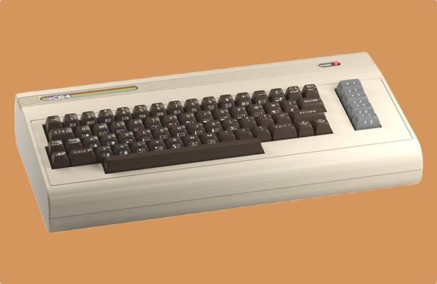 TheC64, la nueva versión de Commodore 64 con 64 juegos preinstalados
