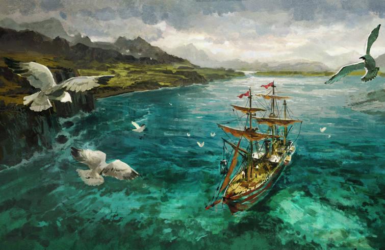 Tesoros Hundidos - Anno 1800