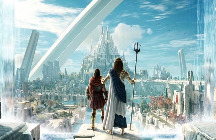 El juicio de la Atlántida - Assassin's Creed Odyssey