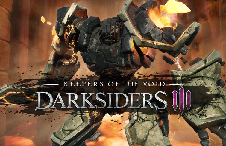 Keepers of the void - Darksiders iii