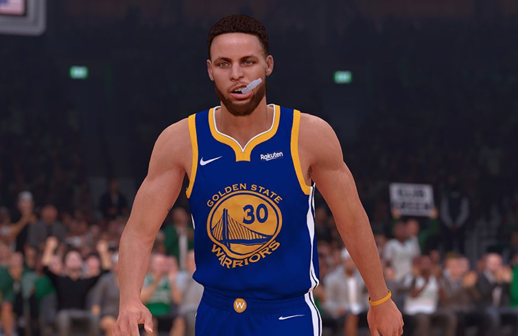 Mi GM 2.0 NBA 2K20 Curry