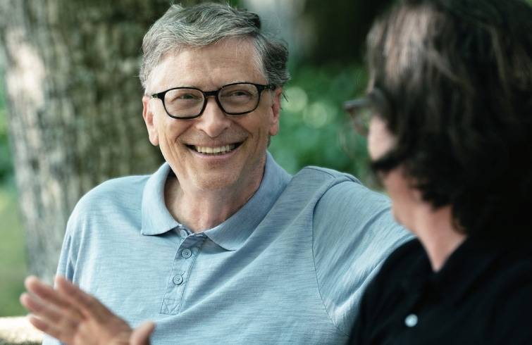 Decoding Bill Gates