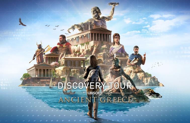 Discovery Tour: Antigua Grecia - Assassin's Creed Odyssey