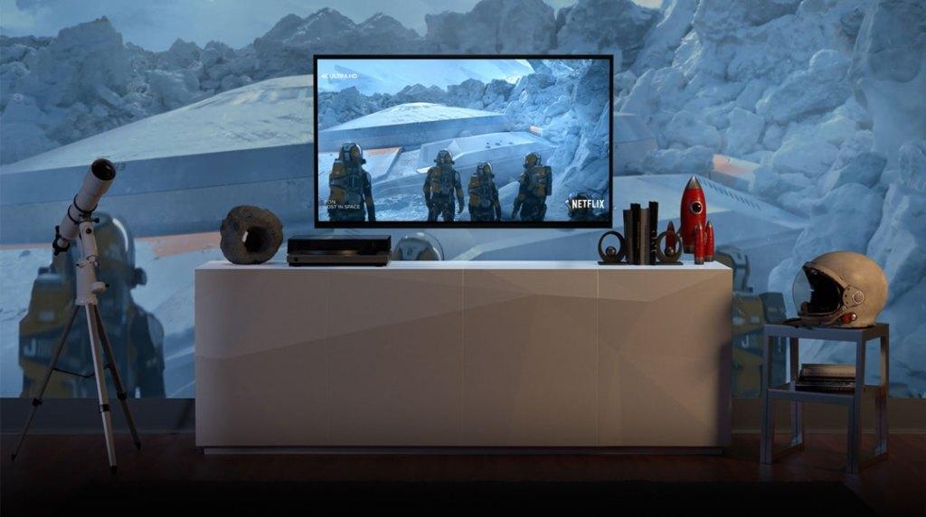 Amazon Fire TV 4K - En casa