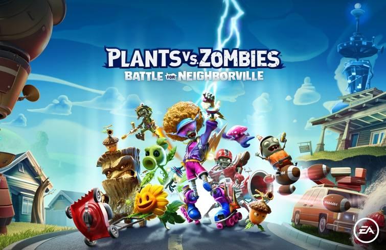Plants vs Zombies: La Batalla de Neighborville