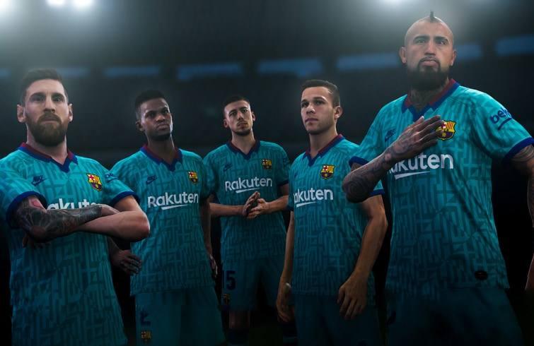 PES 2020 - FCB