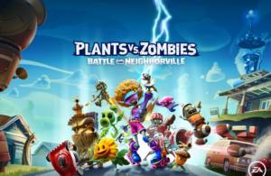 Plants vs Zombies: La Batalla de Neighborville