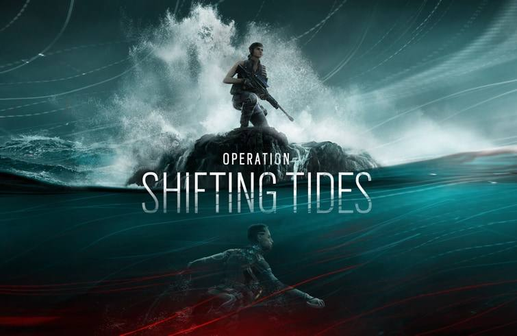 Operation Shifting Tides - Rainbow Six Siege