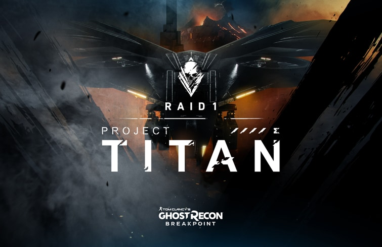 Ghost Recon Breakpoint - Proyecto Titan