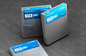 PS5 cartuchos SSD