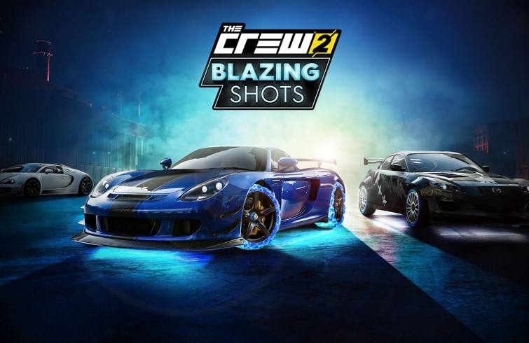 The Crew 2 - Blazing Shots