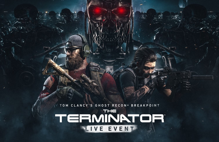 Ghost Recon Breakpoint - Terminator Event