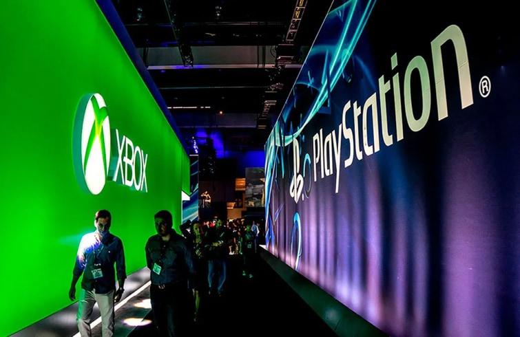 Xbox Playstation E3