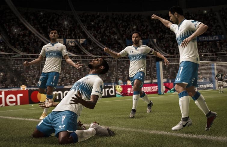 FIFA 20 - Copa Libertadores