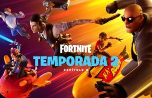 Fortnite - Temporada 2 - Capítulo 2
