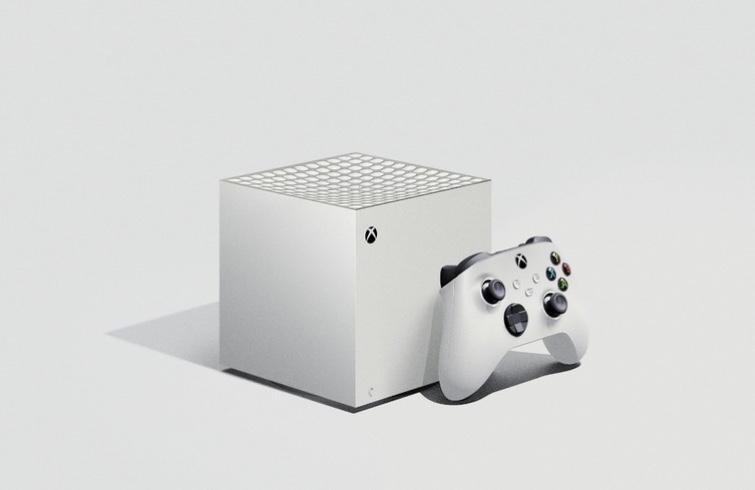 Xbox Series S - Concept
