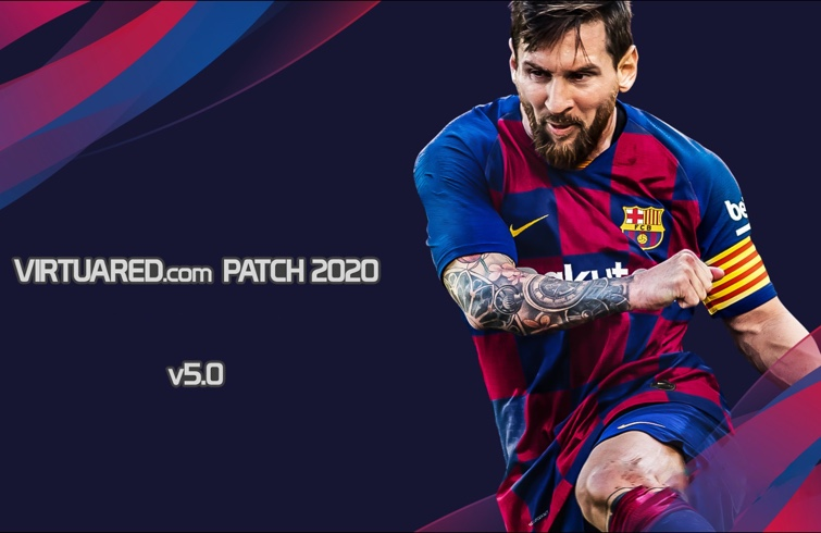 VirtuaRED Patch 2020 v5.0