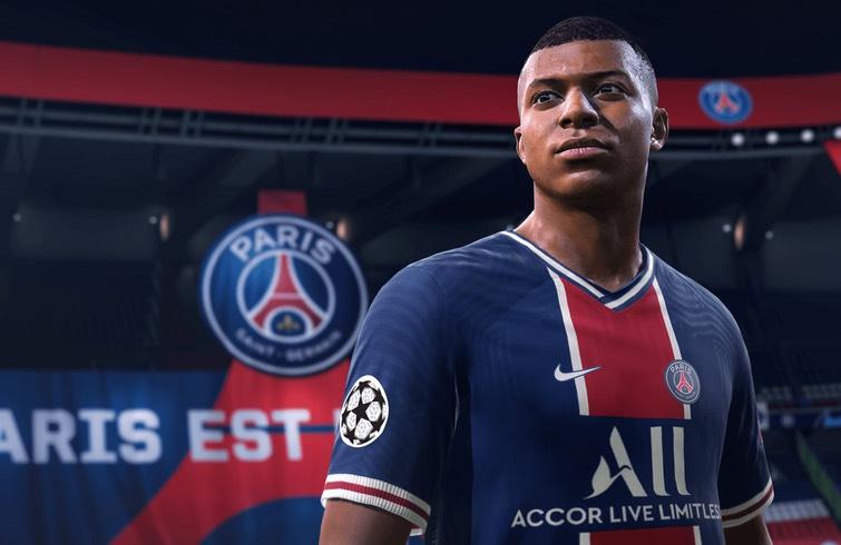 FIFA 21 - Mbappé