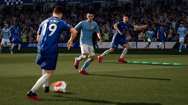 FIFA 21 - Gameplay