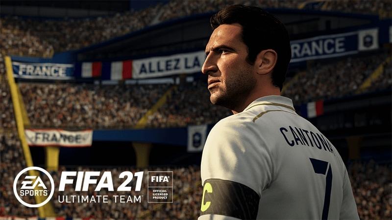 FIFA 21 - Cantona