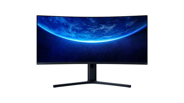 Mi Curved Gaming Monitor - De frente
