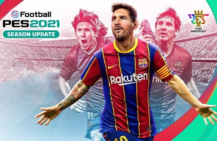 PES 2021 Season Update - Messi