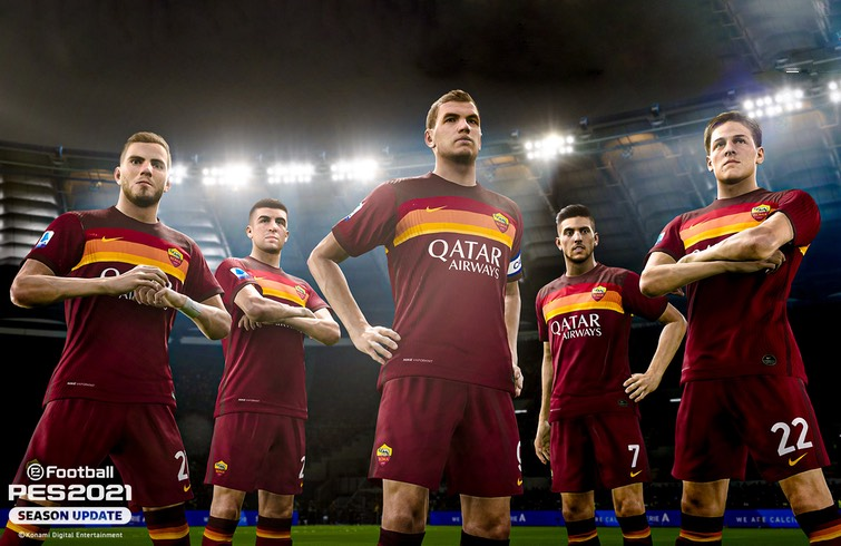 PES 2021 - AS Roma