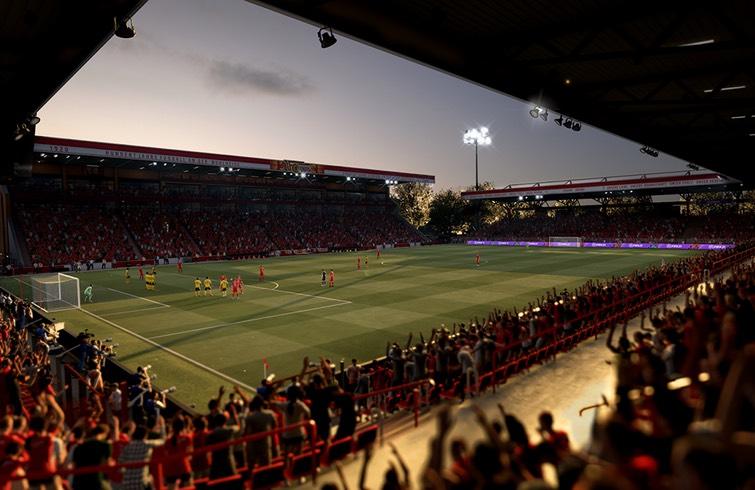 FIFA 21 - Estadio