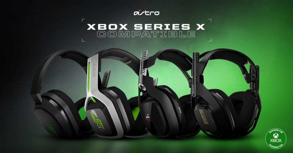 Astro Xbox Series X compatible