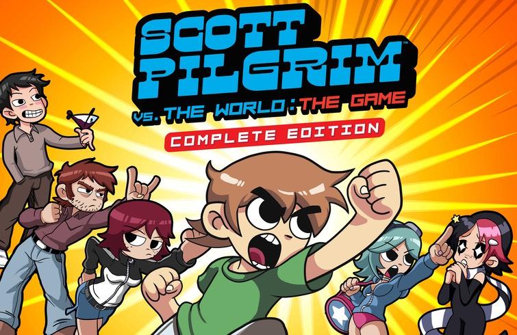 Scott Pilgrim vs. the World - Complete Edition