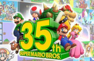 Super Mario Bros 35th