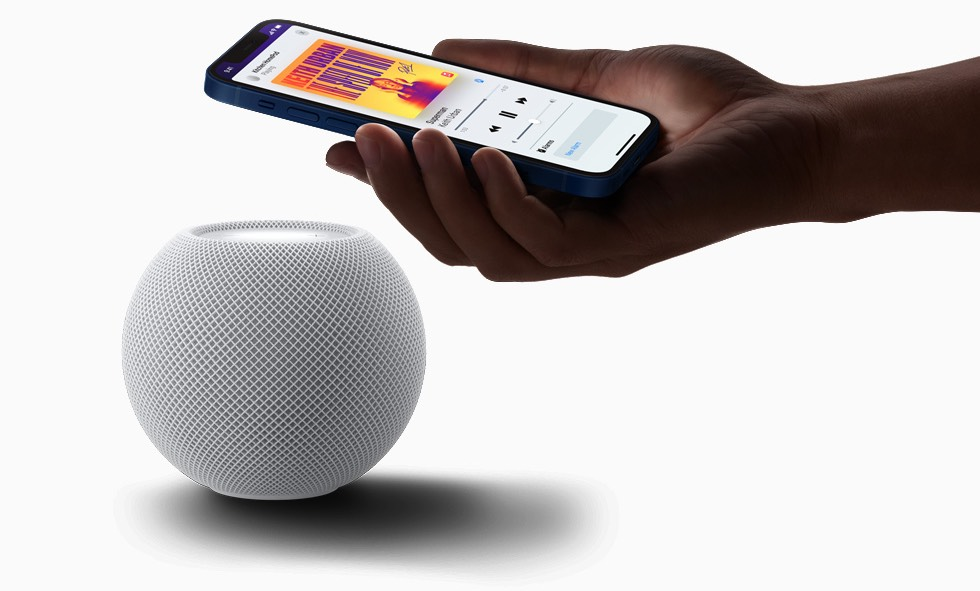 HomePod mini & iPhone 12
