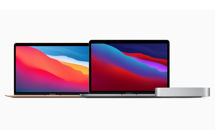 Macbooks & Mac mini 2020